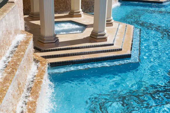 Custom Pool Builder in Greenville, SC