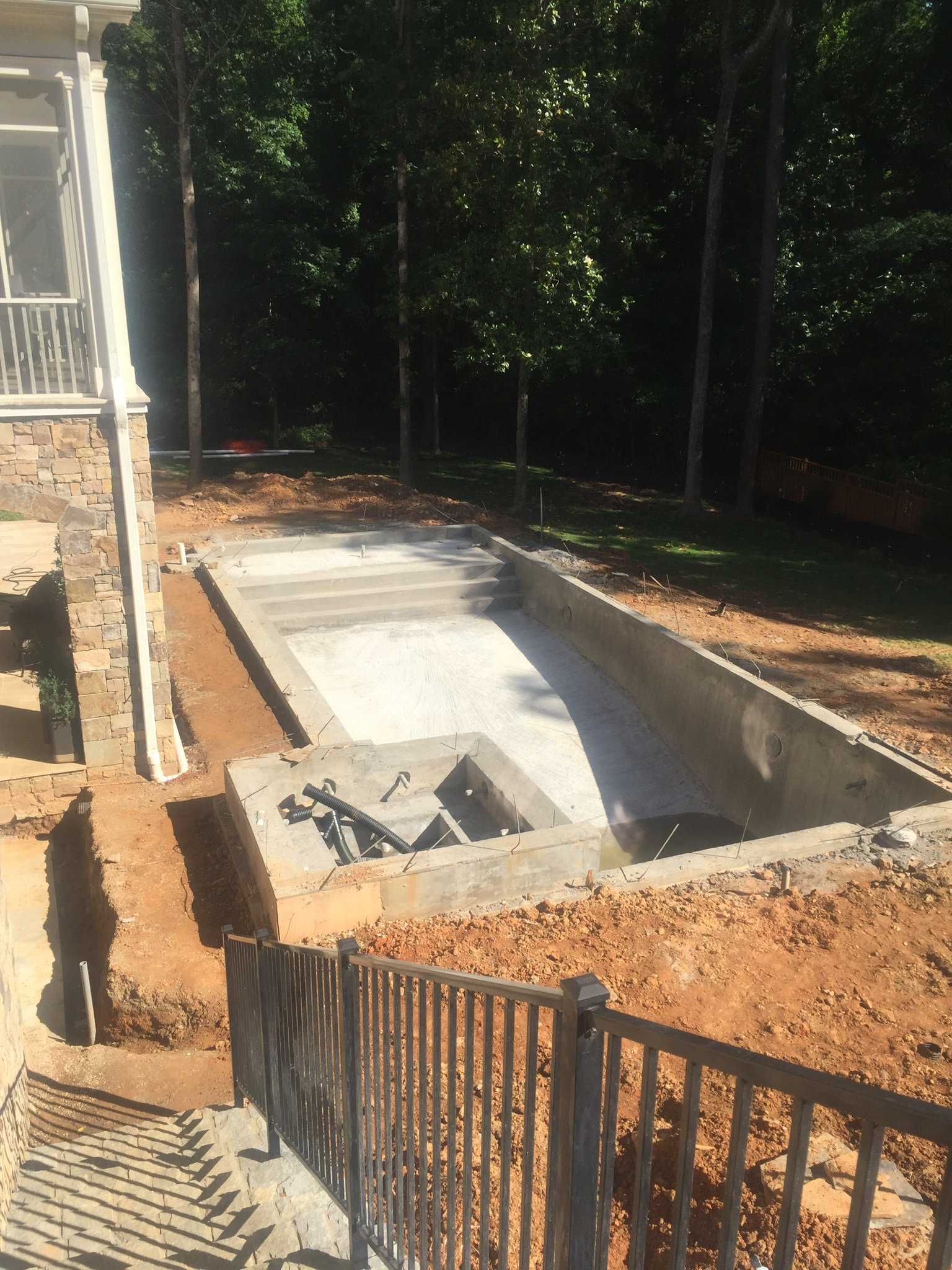 Pool renovation Atlanta