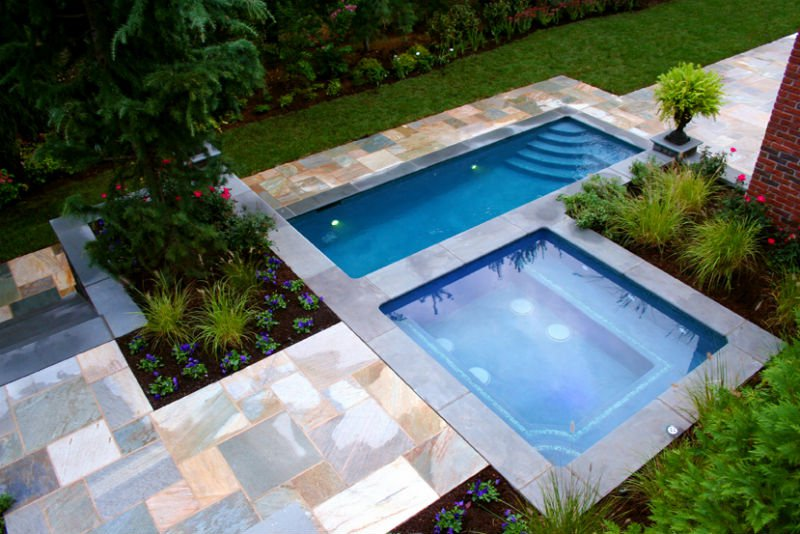 Our pools are built with design and functionality