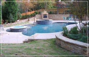 Residential Pools in Atlanta, GA